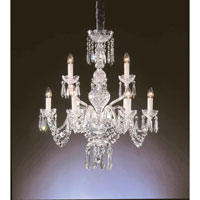 Waterford Crystal Crystal Ashbourne Nine Arm Chandelier 950-000-13-11