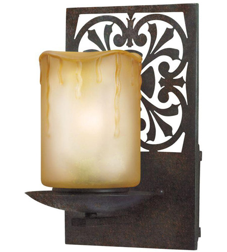 World Import Designs 9026-89 Adelaide 1 Light 10 inch Bronze Outdoor Wall Mount Lantern photo