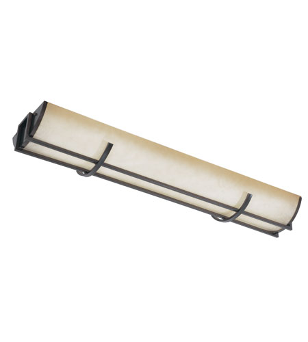 World Import Designs Fluorescent 3 Light Flush Mount in Weathered Bronze 7203-56 photo