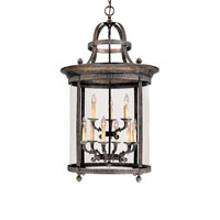World Import Designs Chatham 9 Light Foyer in French Bronze 1609-63 photo thumbnail