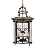 World Import Designs Chatham 12 Light Foyer in French Bronze 1612-63 photo thumbnail