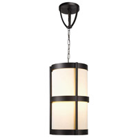 Edmonton 4 Light Euro Bronze Pendant Ceiling Light