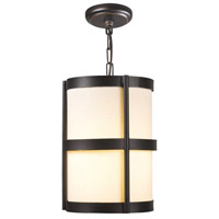 Edmonton 1 Light Euro Bronze Pendant Ceiling Light