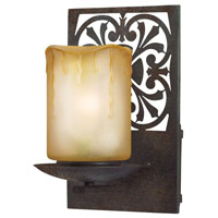 Adelaide 1 Light 10 inch Bronze Outdoor Wall Mount Lantern