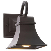 Dark Sky Revere 1 Light 11 inch Flemish Outdoor Wall Mount Lantern
