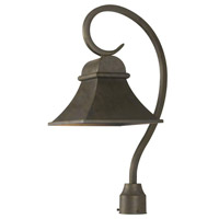 Dark Sky Revere 1 Light 27 inch Flemish Outdoor Post Light