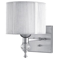 Bayonne 1 Light 8 inch Brushed Nickel Wall Sconce Wall Light