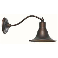 Dark Sky Kingston 1 Light 8 inch Antique Copper Outdoor Lantern