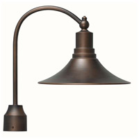 Dark Sky Kingston 1 Light 17 inch Antique Copper Outdoor Post Lantern