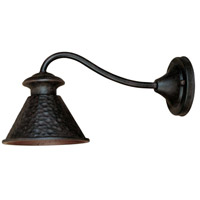 Dark Sky Essen 1 Light 6 inch Bronze Outdoor Wall Lamp