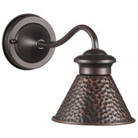 Dark Sky Essen 1 Light 6 inch Antique Copper Outdoor Wall Lamp