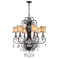 Annelise 6 Light 28 inch Bronze Chandelier Ceiling Light