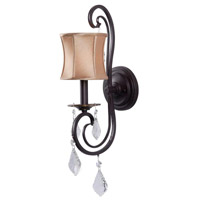 Annelise 1 Light 5 inch Bronze Wall Sconce Wall Light