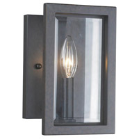 Cubist 1 Light 6 inch Oxide Bronze Sconce Wall Light