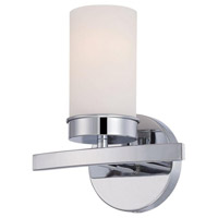 Kandinsky 1 Light 6 inch Chrome Wall Sconce Wall Light