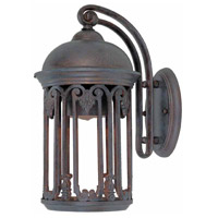 Dark Sky Lucca 1 Light 14 inch Old Bronze Outdoor Wall Sconce
