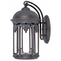 Dark Sky Lucca 1 Light 17 inch Old Bronze Outdoor Wall Sconce