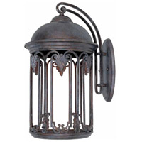 Dark Sky Lucca 1 Light 21 inch Old Bronze Outdoor Wall Sconce