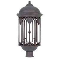 Dark Sky Lucca 1 Light 24 inch Old Bronze Outdoor Post Light