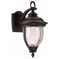 Sheffield LED 14 inch Mystic Bronze Outdoor Wall Sconce