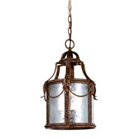 World Import Designs Medici 3 Light Foyer in Oxide Bronze 8414-58 photo thumbnail