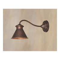 World Import Designs Dark Sky Essen 1 Light Outdoor Wall Lantern in Antique Copper 9002-86