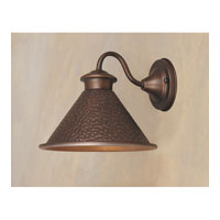 World Import Designs Dark Sky Essen 1 Light Outdoor Wall Lantern in Antique Copper 9003S-86