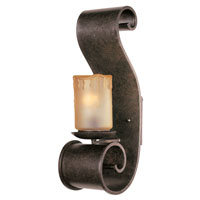 World Import Designs Adelaide 1 Light Outdoor Wall Lantern in Bronze 9027-89