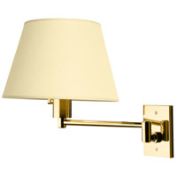 Bilbao 1 Light 11 inch Polished Brass Wall Sconce Wall Light