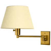 Bilbao 1 Light 11 inch Brushed Brass Wall Sconce Wall Light