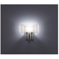 WPT Design DESSY1-WH/CVWH Dessy One 1 Light 11 inch Stainless Steel ADA Wall Sconce Wall Light in White