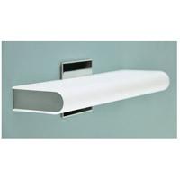 WPT Design DUKE-C-PS Duke 3 Light 16 inch Polished Stainless ADA Wall Sconce Wall Light Corto