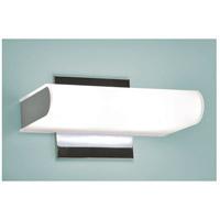 WPT Design DUKE-CH-PS Duke 2 Light 10 inch Polished Stainless Steel ADA Wall Sconce Wall Light