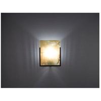 WPT Design FN1-BZ-ZIN F/N 1 1 Light 8 inch Bronze ADA Wall Sconce Wall Light in Zinfandel