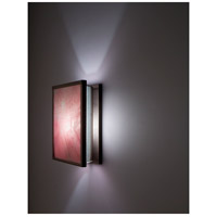 F/N 2 1 Light 8 inch Bronze ADA Wall Mount Wall Light in Blush, Incandescent