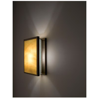 F/N 2 2 Light 8 inch Bronze ADA Wall Mount Wall Light in Toffee, Fluorescent