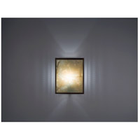 F/N 2 2 Light 8 inch Bronze ADA Wall Mount Wall Light in Zinfandel, Fluorescent