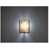 WPT Design FN2IO-BZ-ZIN F/N 2IO 1 Light 8 inch Bronze ADA Wall Sconce Wall Light in Zinfandel