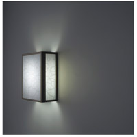 WPT Design FN3-BZ-MMOD-F F/N 3 2 Light 8 inch Bronze ADA Wall Sconce Wall Light in Fluorescent Modello