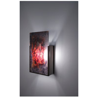 F/N Judy 2 Light 12 inch Bronze ADA Wall Mount Wall Light in Wired Rose
