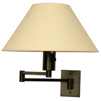 Imago 26 inch 100 watt Bronze Swing-Arm Sconce Wall Light