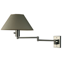 WPT Design IMAGOPARED-CR Imago-Pared 26 inch 100 watt Polished Chrome Swing Arm Wall Sconce Wall Light