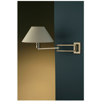 Master 1 Light 13 inch Brushed Nickel Wall Sconce Wall Light