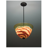 WPT Design ROSE-AGUA-AM-SV-41 Agua Viva 3 Light 17 inch Silver Pendant Ceiling Light Rose