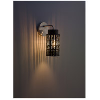 WPT Design SEC-MOD-SC-SS Secola 1 Light 4 inch Stainless Steel Wall Sconce Wall Light