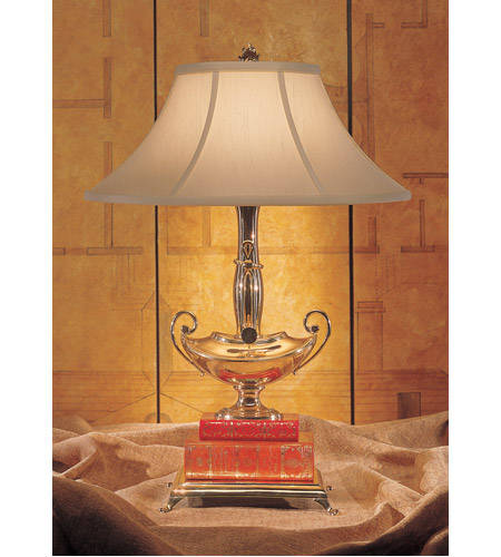 Wildwood lamps argand and library books table lamp in polished cast wildwood lamps argand and library books table lamp in polished cast brass with leather 14014 photo mozeypictures Choice Image