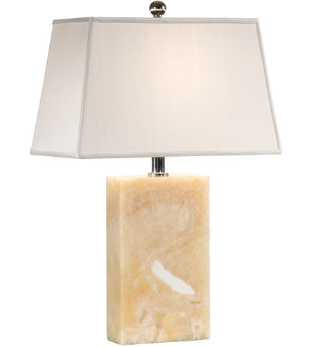 Wildwood Lamps Headstone Table Lamp In Genuine Quarry