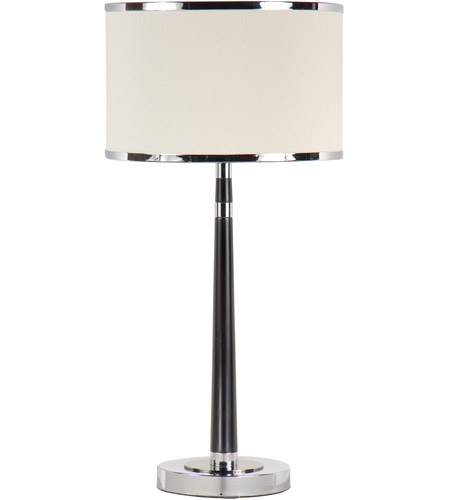Wildwood Lamps Tall Contemporary Column Table Lamp In