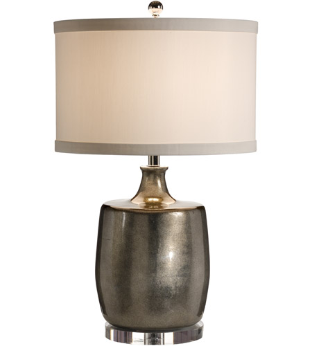 Wildwood lamps 22345 transitional 29 inch 100 watt silver for 100 watt table lamps