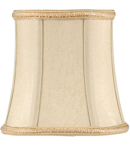 Wildwood Lamps Silk Chandelier Shade 24001 photo